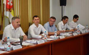 В Ривненском областном совете начались бюджетные слушания