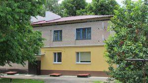 Полтавщина: Крышу соорудили за собственные средства