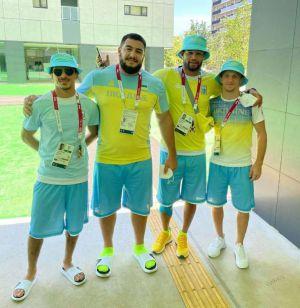 Фотофакт: Наши олимпийцы уже обживают Олимпийскую деревню в Токио