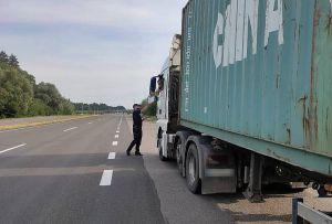 Черниговщина: Полиция бережет дороги
