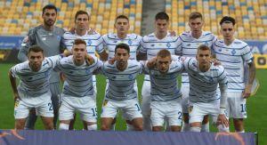 Футбол. Командные действия в «Динамо» пока не на уровне