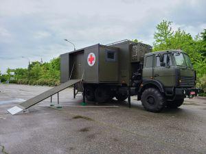 Одесса: В помощь военным хирургам и не только им