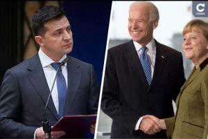 El presidente de Ucrania va a visitar Washington