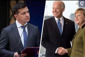 Ukrainischer Präsident besucht Washington