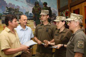 «Лига офицеров» — за правовую осведомленность военных
