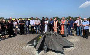 Во Львове прошли мероприятия по почтению памяти жертв Скниловской трагедии