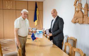 Посол ЮНЕСКО відвідав Івано-Франківщину