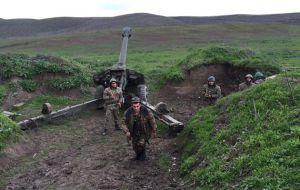 У Нагірному Карабасі знову стріляють