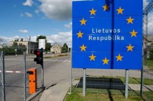 Литву з Білорусі атакують біженці