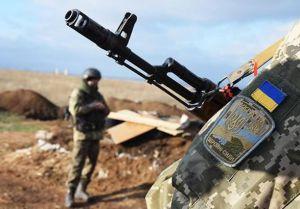 Вооруженные формирования РФ обстреливают наши позиции из минометов и ракетных комплексов
