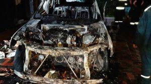 Черниговщина: Подожгли автомобиль депутата