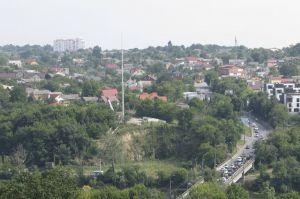 Вінниця: Гігантський стяг майорітиме на Замковій горі