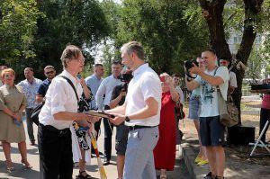 Луганщина: Для семьи важно собственное жилье