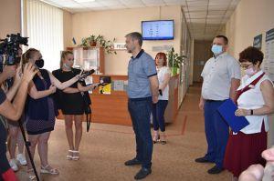 Луганщина: И права поменять, и железного коня зарегистрировать