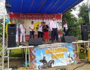 На Львовщине бурлил фестиваль казацкой славы