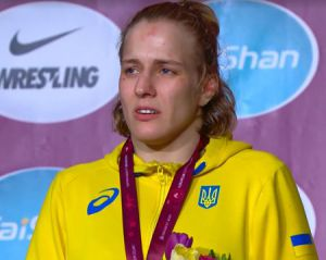 Черкасова здобула олімпійську «бронзу»