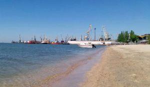 В Азовском море запретили купаться