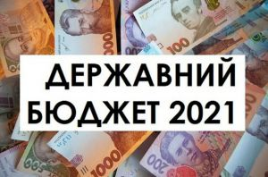 Про внесення змін до Закону України  «Про Державний бюджет України на 2021 рік»