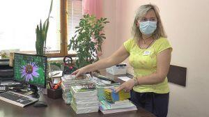 Полтава: Благодійники збирають шкільне приладдя