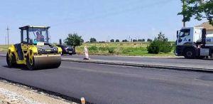 Запорожье: Трассы и мосты ремонтируют