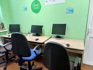 Львовщина: Библиотеку технически вооружили
