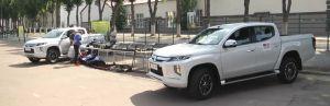Чернигов: Подарили металлодетекторы