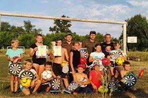 Луганщина: Гвардейцы подарили праздник