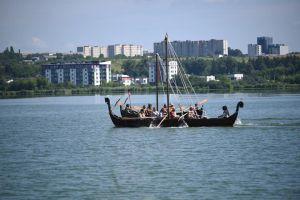 Ривненщина: состоялся фестиваль древних лодок