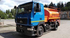 Вінниця: Військові виготовляють паливозаправники для цивільних