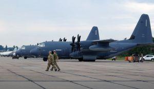 Стартуют совместные учения с американскими летчиками