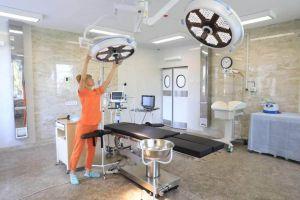 В роддоме Запорожья — новая операционная
