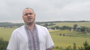 Ривненщина: Даже дети читали стихи об Украине