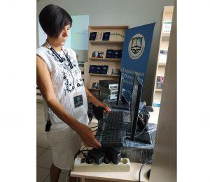 В Луганской области компьютеризируют книгохранилища