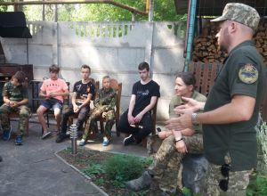 Луганщина: Гордимся общением с патриотами