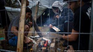 Еврокомиссия поможет Литве в борьбе с мигрантским кризисом, но не со строительством забора