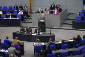 Выборы в Германии: кто покорит политический олимп