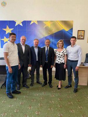 Львовщину посетила делегация из Узбекистана