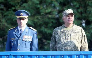 Вінниця: Ключі від неба передали новому командувачу