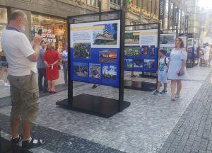 Над двумя чешскими городами поднимут украинский флаг