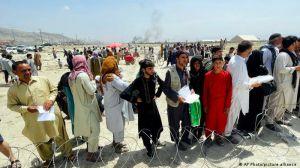 Германия прекратила помощь Кабулу.  Но готова  помогать беженцам