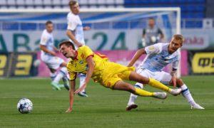 Футбол: «Динамо» потеряло очки, а «Десна» вышла в лидеры