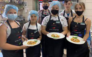 Житомир: Юні кулінари відшліфували майстерність