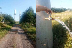 Полтавщина: В селе Новые Мартыновичи заменили трубы