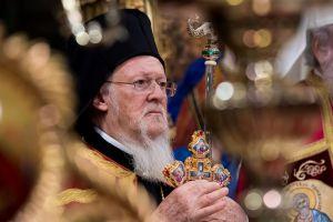 Сьогодні у Києві зустрічатимуть Вселенського Патріарха Варфоломія