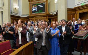 Верховна Рада ухвалила звернення на підтримку Кримської платформи