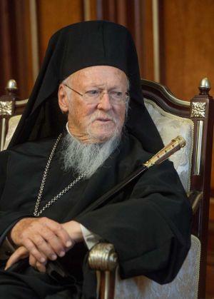 Вселенский патриарх Варфоломей: «Спасибо и благословения всем!»