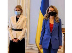 Елена КОНДРАТЮК: «Для нас крайне важно, чтобы вопрос временной  оккупации Крыма постоянно находился на международной повестке дня»