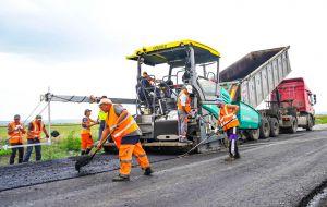 Реконструируют магистрали