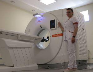 Районная больница теперь с томографом
