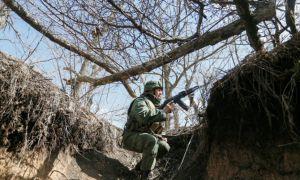 Российские наемники трижды открывали огонь